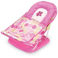 Summer Infant Mother's Touch® Deluxe Baby Bather, Pink