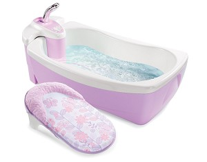 Summer Lil' Luxuries� Whirlpool, Bubbling Spa & Shower Violet