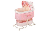 Summer Infant Soothe & Sleep Bassinet - Lila