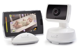 Summer Infant Baby Touch� Boost Digital Color Video Monitor