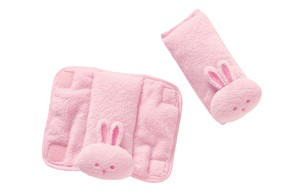 Summer Infant Cushy Straps Pink Bunny