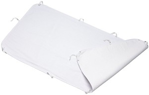 Summer Infant Ultimate Crib Sheet White