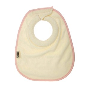 Tommee Tippee Closer to Nature Milk Feeding Bib, Pink - 2 PK
