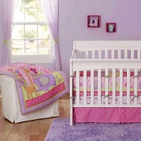 Just Born 4 Piece Crib Bedding Bedding Sunshine Jungle