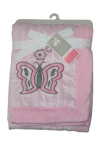 Just Born Butterfly Valboa Blanket