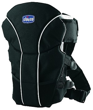 Chicco Ultra Soft Carrier in Black
