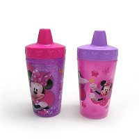 The First Years 2 PK Spill-Proof Cups By Disney 9 Months