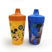 The First Years 2 Spill Proof Cups Insulated