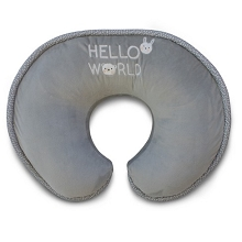 Boppy® Luxe Nursing Pillow Hello World