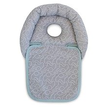 Boppy Noggin Nest Head Support Elephant Gray