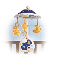 Tiny Love Starry Night Mobile Soother Night Light