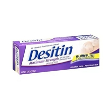 Desitin Maximum Strength Cream 4.8oz
