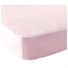 Baby Vision Portable Crib Sheet Pink