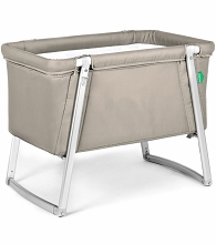 BabyHome Dream Baby Bassinet Sand