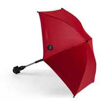 Mima Xari Parasol in Ruby Red