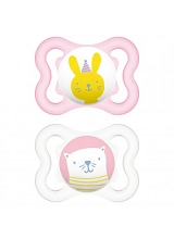 MAM 2 Pack Air Flow Pacifier 0-6 Months
