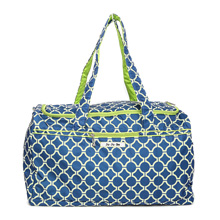 Ju-Ju-Be Classic Starlet Duffle Bag Royal Envy
