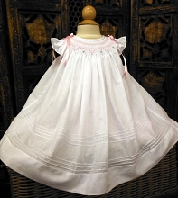 Will'beth Angel Bishop Dress