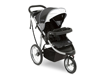 Jeep® Unlimited Ranger Jogger Stroller Trek Grey Tonal