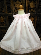Willbeth Sweet Smocked Bishop Dress