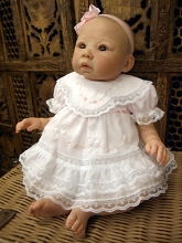 Will'beth Baby Dress with Bloomer
