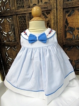 Willbeth Nautical Sailor Dress