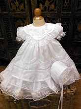Will'beth Heirloom Girl Dress