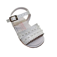 Karela Kids Leather Sandals Girl