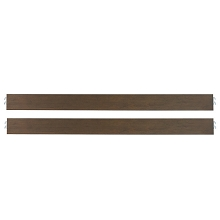 Dolce Babi Universal Bed Rail Weathered Brown