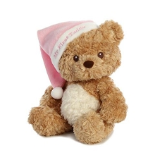 Aurora My First Teddy Pink 11in