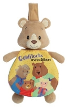 Ebba Story Pals Goldilocks and The 3 Bears