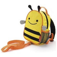 Skip Hop Zoo Bee Safety Harness mini Backpack