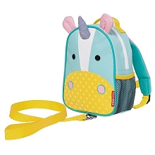 Skip Hop Zoo Unicornio Safety Harness BackPack