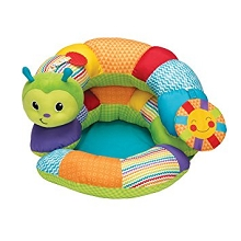 Infantino Pro-A-Pillar Tummy Time and Seated Support