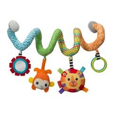 Infantino Spiral Activity Toy Lion
