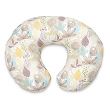Boppy® Slipcovered Pillow Colorful Leaves