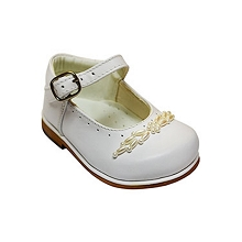 Karela Kids Leather Shoes Girl