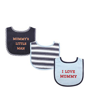 Luvable Friends Baby Drooler Bibs,