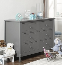 Sorelle Brittany Double Dresser