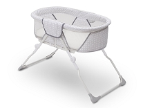 Delta Ez Fold Ultra Compact Travel Bassinet Inner Circle