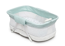 Delta Ultra Compact Travel Bassinet Aqua