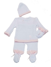 Karela Kids Knitted Set  Size 0
