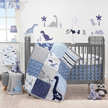 Bedtime Originals Roar Bedding Crib Set 3-Pieces