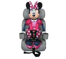 KidsEmbrace Minnie Mouse Friendship Combination Booster Car Seat
