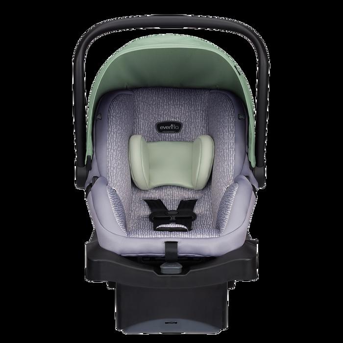 Evenflo Litemax Infant Car Seat Bamboo Leaf Ev305 12061