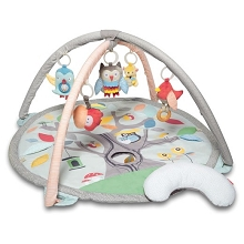 Skip Hop Treetop Friends Activity Gym Grey-Pastel