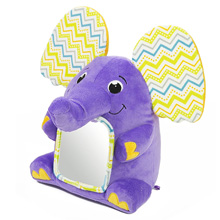 Summer Infant Kiddopotamus® Peek-A-Boolaphant Plush Mirror Toy
