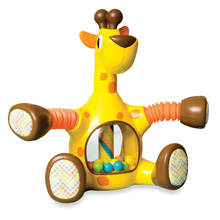 Summer Infant Kiddopotamus® Laffy Giraffe Ball Popper