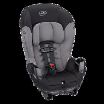 Evenflo Sonus Convertible Car Seat Charcoal Sky