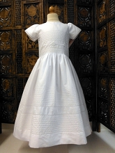 Will'beth Communion  Dress